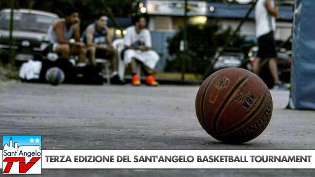 Terza Edizione del Sant'Angelo Basketball Tournament 3vs3