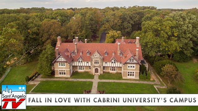 FALL in Love With Cabrini University's Campus